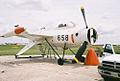 Lockheed XFV-1 Salmon RSideFront FLAirMuse SNF Setup 17April09 (15139587830).jpg