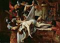 Lodovico Carracci - St. Sebastian Thrown into the Cloaca Maxima - 72.PA.14 - J. Paul Getty Museum.jpg