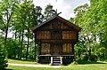 Loft storehouse, 1750-60, Norsk Folkemuseum, Oslo (2) (36069863850).jpg