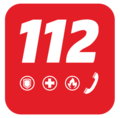 Logo of 112 (Georgia).png