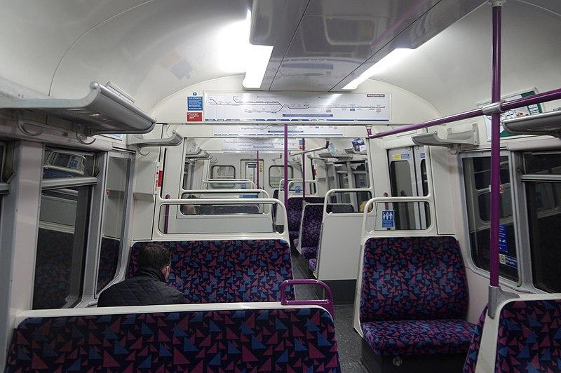 File:London MMB B3 Circle, Hammersmith & City and Metropolitan Lines A-Stock.jpg
