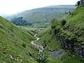 Looking down Swinner Gill - geograph.org.uk - 459223.jpg