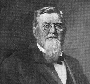 Lorrin A. Cooke - Image: Lorrin A. Cooke (Connecticut Governor)