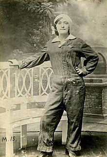 Women In World War I Wikipedia