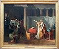 Louis david, i littori portano a bruto i corpi dei suoi figli, 1789, 01.jpg