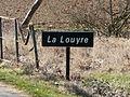 Louyre panneau Liorac.JPG