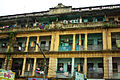 Lovely old apartments in Yangon (5089875668).jpg