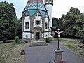 Luftaufnahme4, Kapelle Letzenberg, Malsch, Germany.jpg