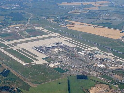 Luftbild Flughafen Berlin Brandenburg 02