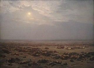 Soir de Waterloo