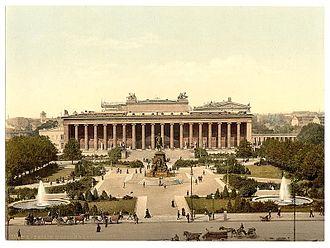 Lustgarten - Image: Lustgarten 1900