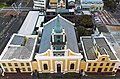 Lutheran Church Complex, Strand Street, Cape Town, from roof of South Strand hotel.jpg