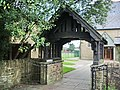 Lychgate, Sacred Heart and St Edward RC Church, Darwen - geograph.org.uk - 539144.jpg