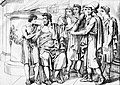 Lycurgus gives his laws to the people before his death.jpg