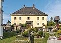Mölbling Meiselding 1 ehem. Pfarrhof Kindergarten SW-Ansicht 29082018 4414.jpg