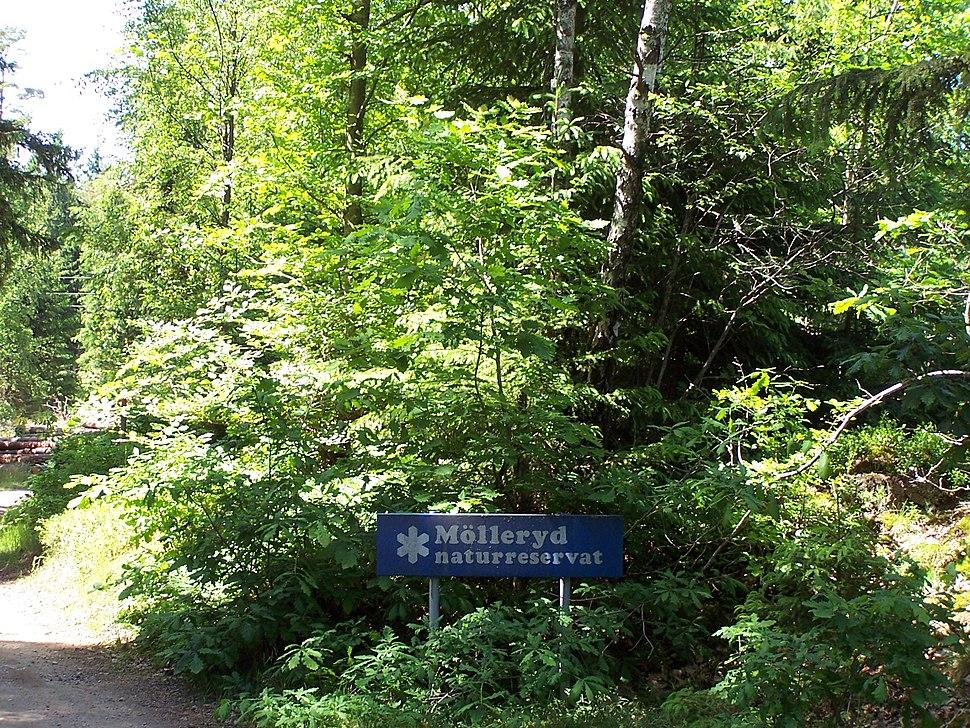 Mölleryds Nature Reserve