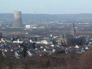 Mülheim-Kärlich Nuclear Power Plant - Image: Mülheim Kärlich