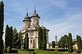 Mănăstirea Cetățuia Iași - priveliște din grădină.jpg