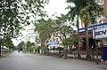 Một góc đường Nhữ Đình Hiền, đoạn đi vào từ Đường Nguyễn Lương Bằng, nhìn về phía phố Bà Triệu, thành phố Hải Dương, tỉnh Hải Dương.jpg