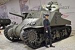 M3A4 Lee VI '127A' - Patriot Museum, Kubinka (38365219852).jpg
