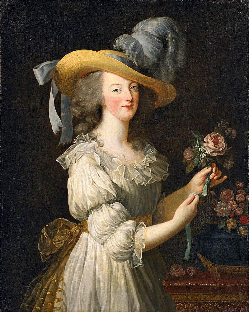 伊丽莎白露易丝·维吉勒布伦法国画家Elisabeth Louise Vigée Le Brun(French, 1755–1842) - 文铮 - 柳州文铮