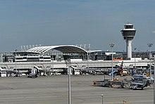 Flughafen Munchen Reisefuhrer Auf Wikivoyage