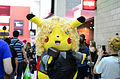MCM London May 2015 - Pikachu Thor (18011811396).jpg