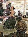 MC 澳門 Macau 路氹城 Cotai 澳門巴黎人 The Parisian Macao Nov 2016 SSG Void fountain n statues.jpg