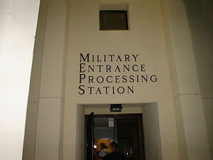 United States Military Entrance Processing Command - MEPS Montgomery
