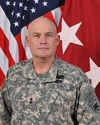 David R. Hogg - Lieutenant General David R. Hogg (as Major General/Commander, U.S. Army Africa)