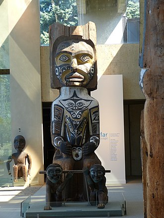 Theories about religions - Image: MOA Kwawaka'wakw 3 Ancestor figure