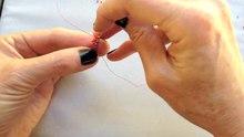 Dosiero: MRAW Bellyband Tri Wing Ring de Contemporary Geometric Beadwork de Kate McKinnon. ŭebm