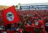Bewegung der Landarbeiter ohne Boden