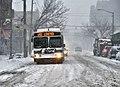 MTA New York City Transit Prepares for Winter Storm (25634221018).jpg