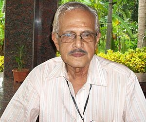 Kerala Sahitya Akademi Award for Translation - Image: M gangadharan 01