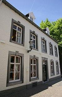 Maastricht - rijksmonument 26703 - Sint Bernardusstraat 2 20100522.jpg