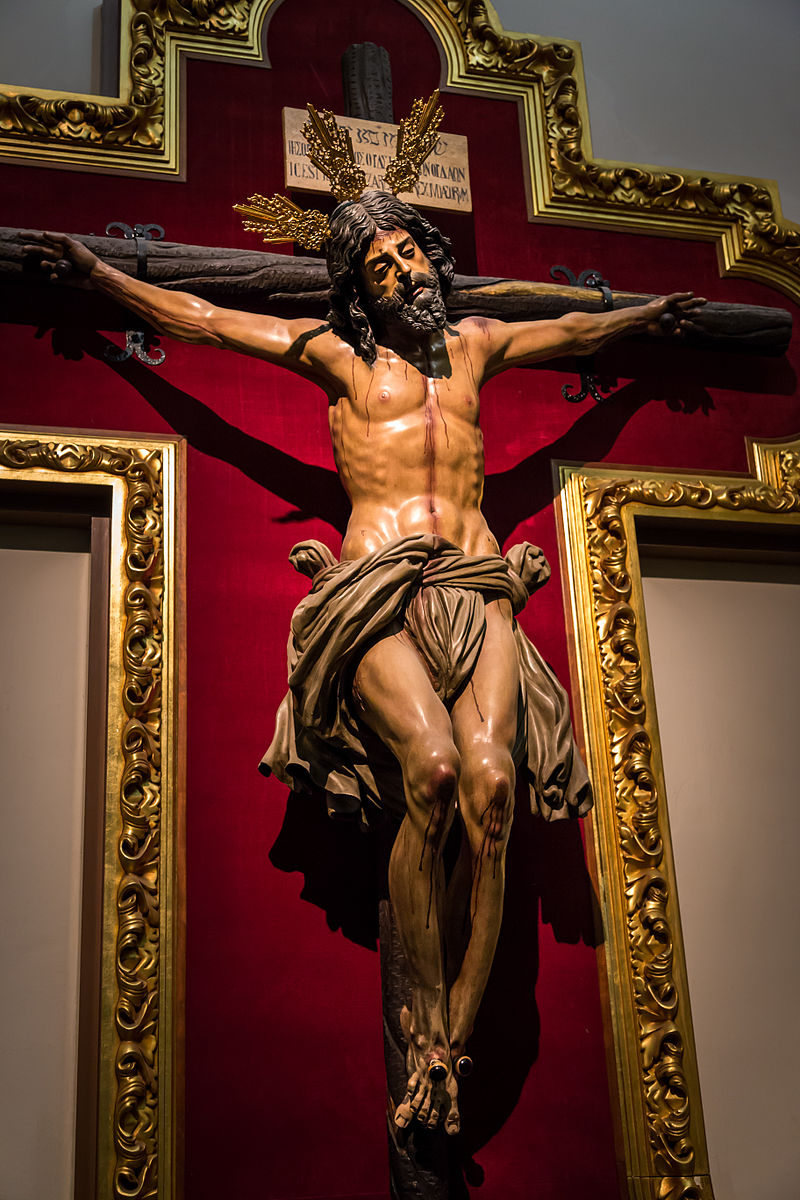 Madrid - Colegiata - Cristo de las siete palabras - 130209 183416.jpg