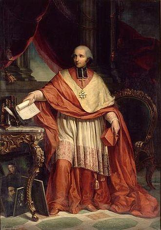 Faesch - Cardinal Joseph Fesch, Prince of France