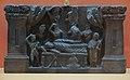 Mahaparinirvana - Schist - ca 2nd Century CE - Gandhara - Yusufzai - ACCN 2543-A23223 - Indian Museum - Kolkata 2016-03-06 1513.JPG