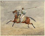 Mahratta Light Horseman
