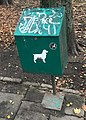 Mailbox in Lithuanian park; 03.10.19.jpg