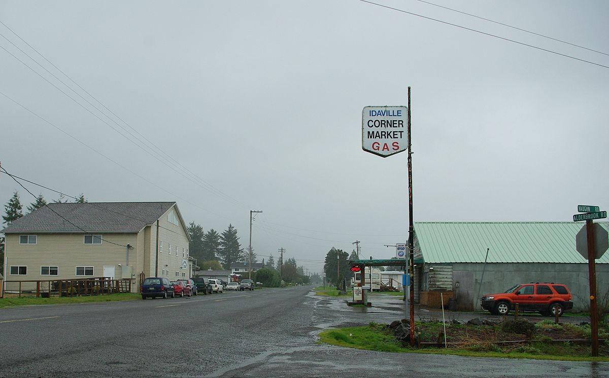 Px Main Road In Idaville C Oregon on Zip Code System
