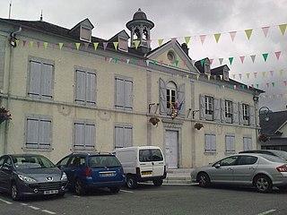 Arette Commune in Nouvelle-Aquitaine, France