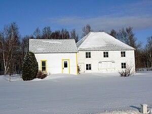 Péribonka, Quebec - House of Louis Hémon