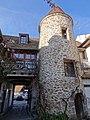 Maison du XVe siècle, 12 place du marché, Arpajon - 06.JPG