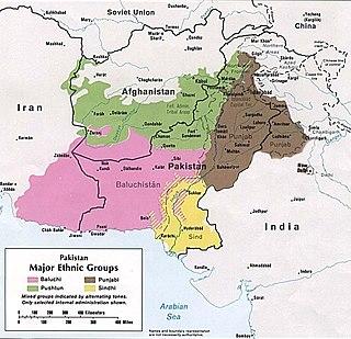 Pashtunistan Region