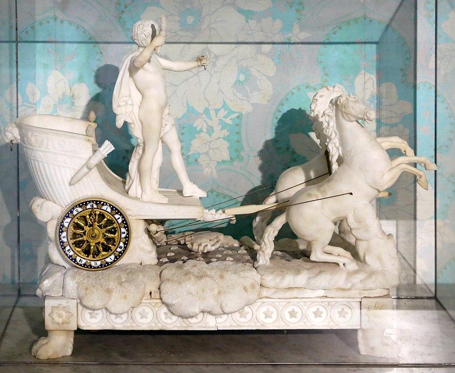 File manifattura forse francese orologio da tavolo con for Orologio da tavolo thun
