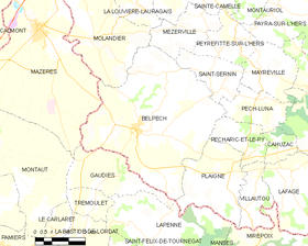 Map commune FR insee code 11033.png