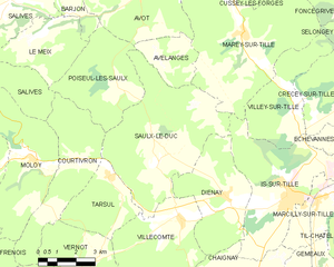 Map commune FR insee code 21587.png