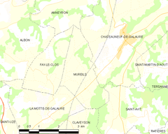 Map commune FR insee code 26219.png